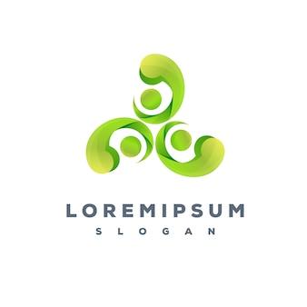 Silne logo zespołu