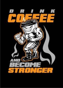 Silniejsza kawa