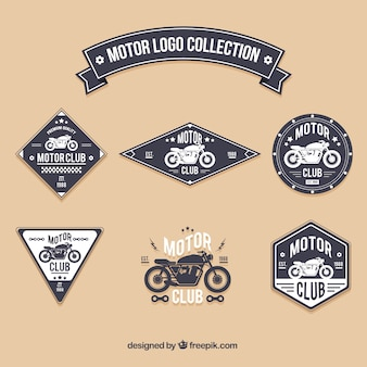 Silnik kolekcja logo