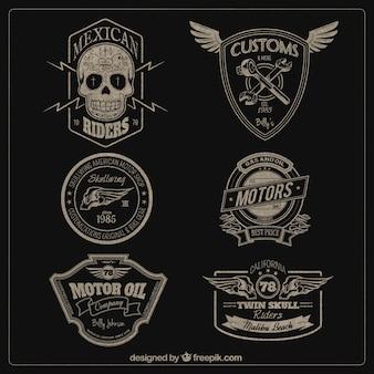 Silniki odznaki