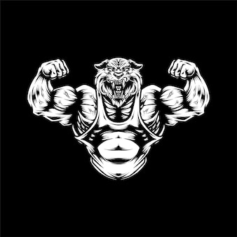 Silny tygrys