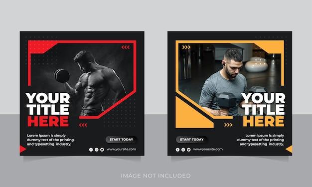 Siłownia i fitness w mediach społecznościowych