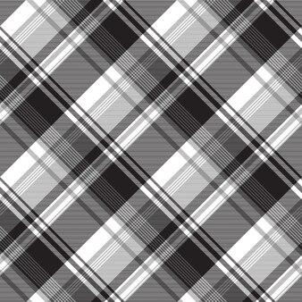 Skala szarości czarno-biała kratka wzór kratki