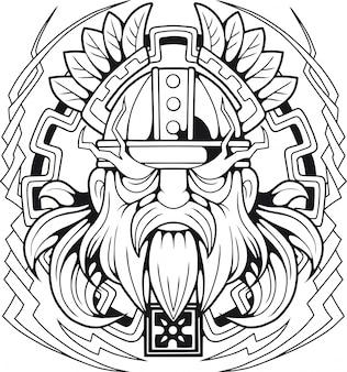 Skandynawski bóg thora