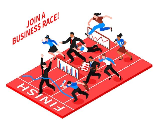 Skład biznesowy konkurencji