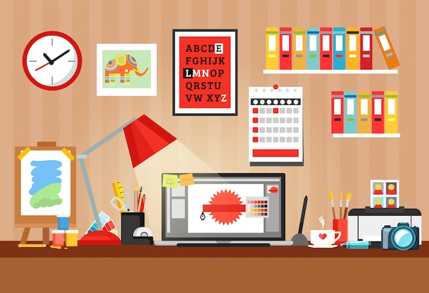 Skład pracy projektanta