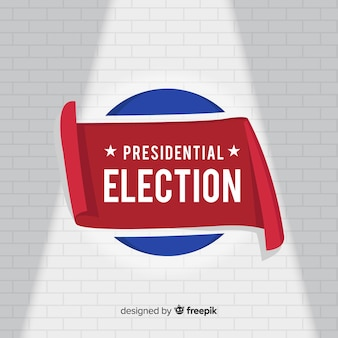 Skład wyborów prezydenckich o płaskiej konstrukcji