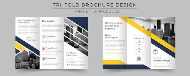 Składana broszura