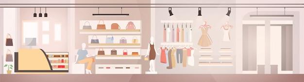Sklep z ubraniami dla kobiet