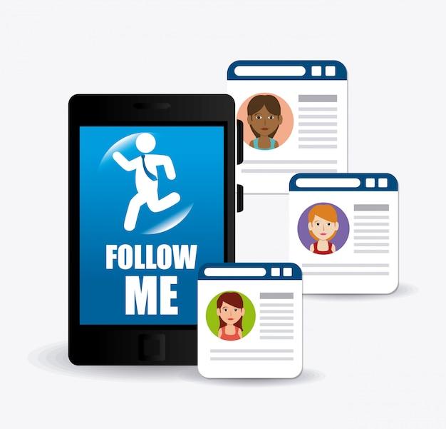 Śledź mnie za tematem społecznym i biznesowym