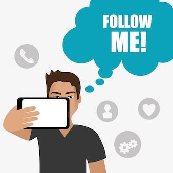 Śledź moje projekty społecznościowe i biznesowe