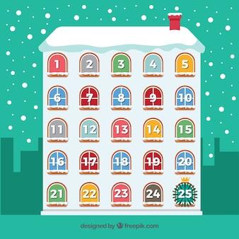 Śliczne kalendarze adwentowe