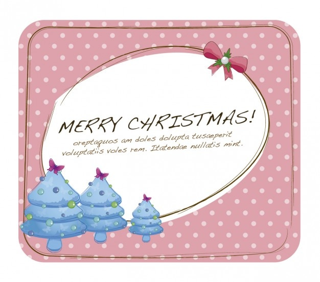 Śliczne merry christmas karty