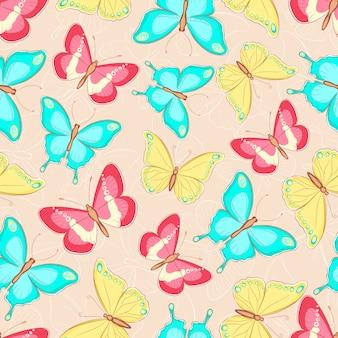 Śliczne motyle