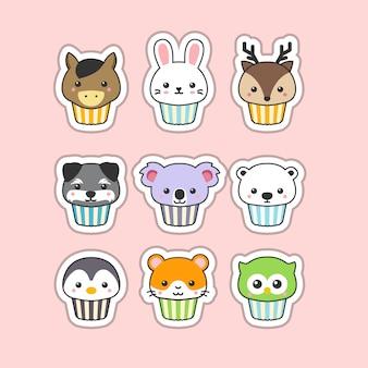 Słodkie ciastko