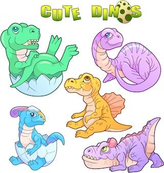 Słodkie dinozaury