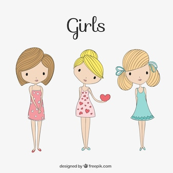 Słodkie dziewczyny