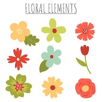 Słodkie kwiaty