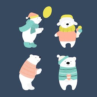 Słodkie niedźwiedzie