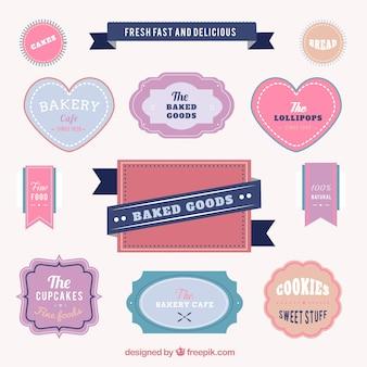Słodycze odznaki