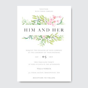 Ślub kwiatowy kwiat wiśni ramka