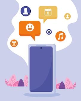 Smartfon i sieć społecznościowa