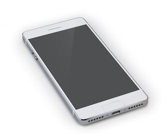 Smartphone 3d ilustracja
