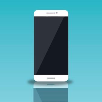 Smartphone komórkowy telefon komórkowy