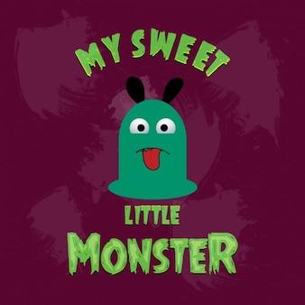 Śmieszne potwór
