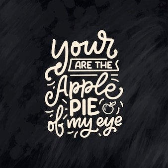 Śmieszne powiedzenie, inspirujący cytat miłosny