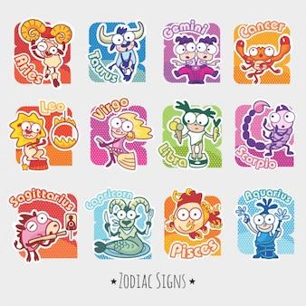 Śmieszne znaki zodiaku