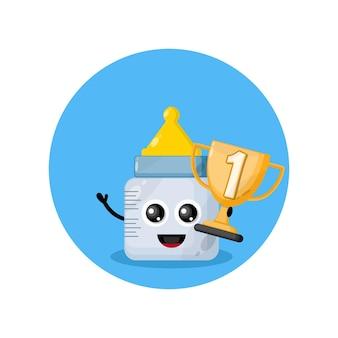 Smoczek dla niemowląt trophy