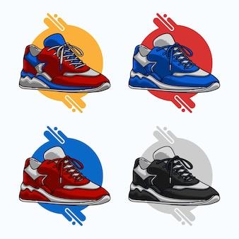 Sneaker clipart