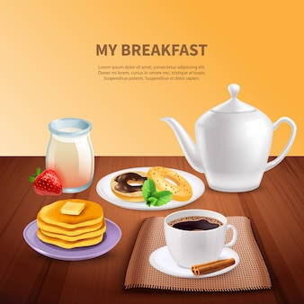 Śniadanie realistyczne