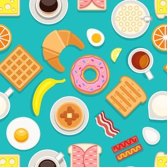 Śniadanie wzór