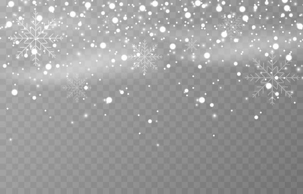 Śnieg burza śnieżna płatki śniegu opad śniegu śnieg png zima święta bożego narodzenia pył biały pył