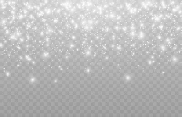 Śnieg. opad śniegu. śnieg png. png opadów śniegu. kurz. biały pył. zimowy. uroczystość. boże narodzenie. tło. tło w kratkę.