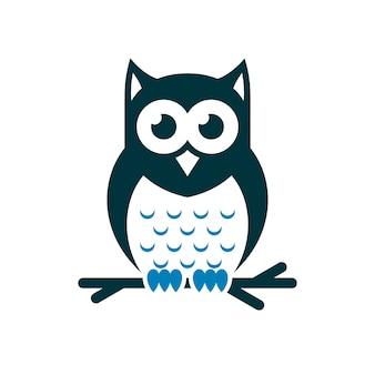 Sowa logo wizerunki