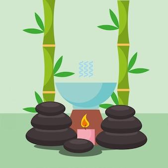 Spa wellness związane