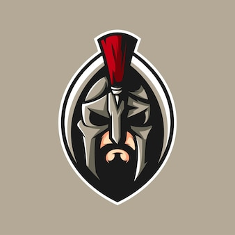 Sparta maskotka projekt