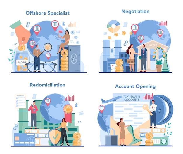 Specjalistyczny zestaw koncepcyjny offshore