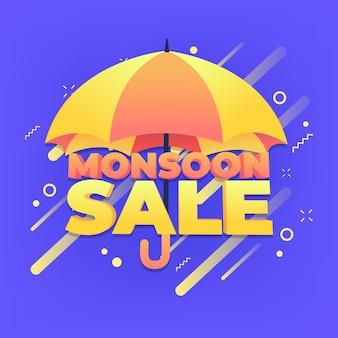 Specjalna oferta monsoon sprzedaż do 50% zniżki na banner.