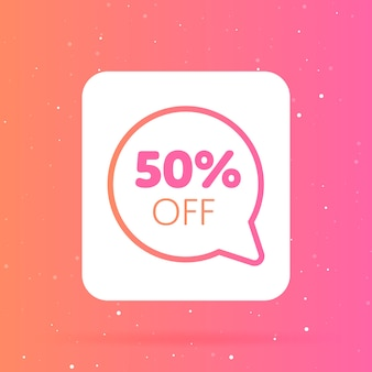 Specjalna oferta sprzedaży banner