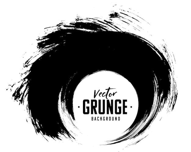 Spirala Grunge Tekstury Tła Projektu Darmowych Wektorów