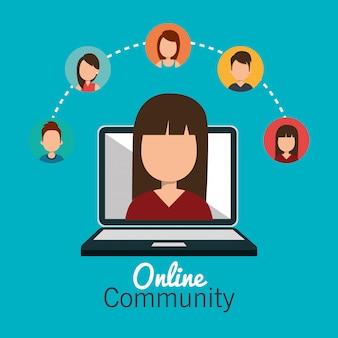 Społeczność internetowa