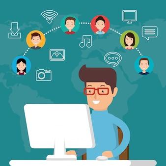 Społecznościowe media społecznościowe