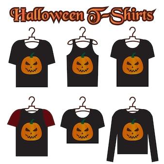 Spooky stylowe ubrania halloween