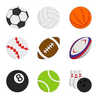 Sport piłka gra rugby siatkówka koszykówka kręgle piłka nożna baseball tenis badminton