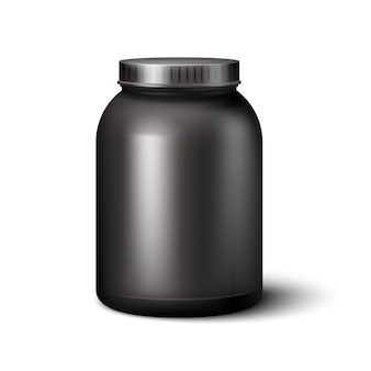 Sportowy pojemnik na odżywianie