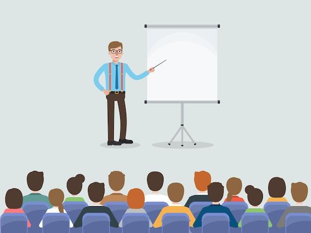 Spotkanie przedsiębiorców i przedsiębiorców.